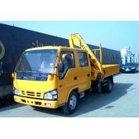 Buy small knuckle boom truck crane for sales at wholesale prices