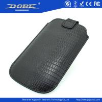 Quality Imitation snakeskin Black PU bag/protective Case for Samsung Galaxy SIII/I9300 Series for sale