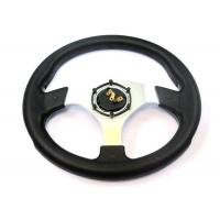 Buy Car Interior Parts Drag Racing Steering Wheel With Good Wear Resistance at wholesale prices