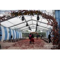 300 People Transparent Tent For Hotel Service Manufacturer China for sale
