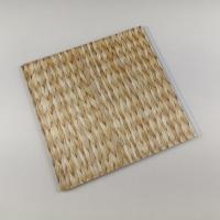 Quality Bamboo Style Laminating PVC Wall Panels , PVC bathroom wall cladding Decoration for sale