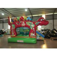 Quality Cute classic inflatable dinosaur combo / small dino inflatable combo for kids for sale
