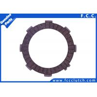 FCC Motorcycle Clutch Friction Plate Honda CG125 CG150 143-C6G02-00 for sale