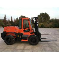 Quality Professional All Terrain Forklift W35 Color Customized Small Off Road Forklift for sale