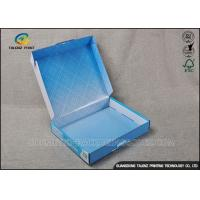 Quality Foil Stamping Computer Packaging Box Pantone Printing PVC Window Displaying for sale