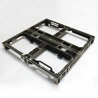 Quality Factory directly supply Aluminium die casting parts for advertising board LED display monitor cabinet for sale