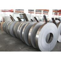 Quality SPCC-1B Cold Rolled Coil Steel , 1500mm Max Width Cold Rolled Steel Strip for sale