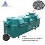 Quality KHL-400 Ring die system Sewage sludge organic fertilizer granule making machine for sale