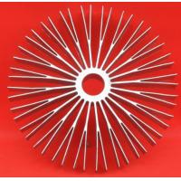 Quality Extruded Heatsink Sunflower Series Big Power Good Dissipation Aluminum Extrusion Heat Sink for sale