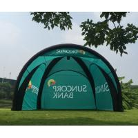 China Zipper Tarpaulin Inflatable Advertising Tent 0.3mm TPU Structure Pvc Storage Bag Outside for sale