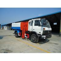 Quality side loading garbage truck, for sale
