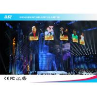 Buy 1200 Nits Brightness P3.91 Led Video Screen Rental For Advertising Media at wholesale prices