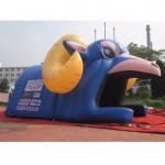 Quality Customized Sundown TX Roughnecks Football Helmet Inflatable Tunnel for sale
