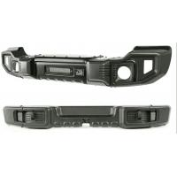 Quality Black Jeep Wrangler Bumpers Spartacus Bumpers Excellent Design Without U Tube for sale