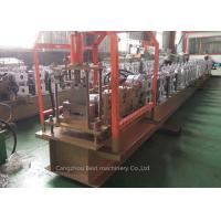 Quality Galvanized Steel / Shutter Door Profile Roll Forming Machine 2 Year Warranty for sale