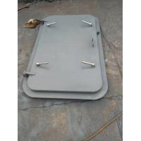 Weathertight Marine Doors Q235 Steel Material With ABS / BV Certification for sale