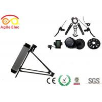 Buy 48V 500W Bafang Drive Electric Bicycle Motor Kit With Rear Rack Type Battery at wholesale prices