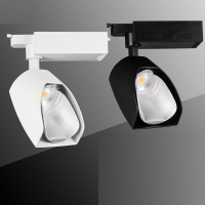 Quality Shovel Shaped Cree COB LED Track Light For Shop for sale