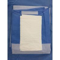 Quality Disposable Protective Clothing Non Toxic Disposable Gowns For Hospitals for sale