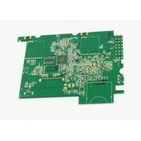 Quality LPI Green Printed Multilayer Circuit Board AOI / Electrical Tested for sale