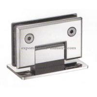 China Bathroom glass clamp RS1807, Bevel 90 degree, Double opening on sale