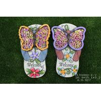 Quality OEM ODM Ceramic Garden Decorations Cement Walkway Stepping Stones For Garden Landscaping for sale