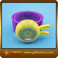 Quality mixed colors silicone jelly watch for sale