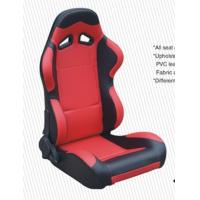 Quality Light Weight Universal Custom Racing Seats With Streamline - Back for sale