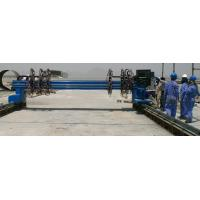 Quality Plasma Metal Cutting Machine , Industrial Cnc Pipe Cutting Machine for sale