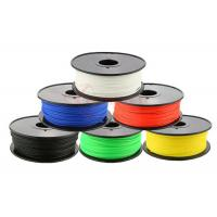 Buy High Strength 3D Printer ABS Filament, 3D Printing Material ROHS Approval at wholesale prices