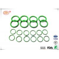 Buy Green NBR O Ring With High Pressure And Oil Resistance For Machinary at wholesale prices