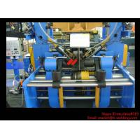 Buy T / I / H Beam Welding Line With Automatic Flux Recycling System Assembly and Straightening at wholesale prices