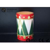 Quality Tree Shaped Christmas Led Candles With Timer Energy Saving 8*12cm for sale