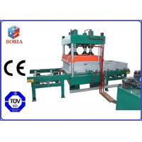 Quality Four Cavities Vulcanizing Machine Electric Heating For Rubber Tile for sale