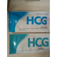 Quality Fertility Rapid Test kit HCG Early Pregnancy Strip Cassette and Midstream for sale