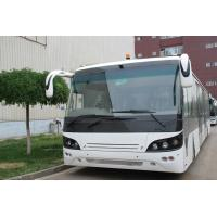 Quality Small Turning Radius Tarmac Coach Aero Bus With Diesel Engine for sale