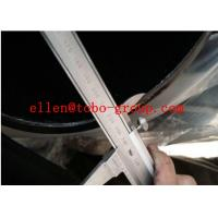 Quality TOBO GROUP A312 TP316 316L Stainless Steel Welded Pipe for Construction 1.5mm - 2000mm OD for sale