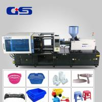 Quality Full Automatic Servo Motor Injection Molding Machine For Basket / Bucket / Planter for sale