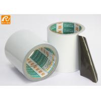 China PE Plastic Aluminium Protective Film 30-150 Microns Thickness For Window Frame on sale