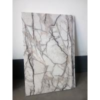 China Imitation marble vein outdoor insulated panelling  quick installation on sale