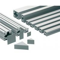 Quality Alloy 6063 - T5 Anodized Industrial Aluminium Profile Assembly line 123 for sale