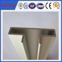 Quality Great! Extruded Anodized Aluminum profiles, Aluminium aircraft construction factory price for sale