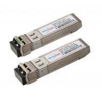 China 10G SFP + Transceiver for sale