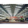 American Standard Prefabricated Steel Warehouse , Steel Solutions Metal Buildings for sale