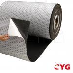 Quality Reflective Construction Heat Insulation Foam Aluminum Foil PE Material Customized for sale