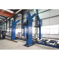 Quality 360° Overturning I Beam Rotator 4x1.5 KW Motors 5T Capacity I Beam Rotator for sale