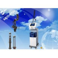 Buy cheap RF Excited Co2 Fractional Laser Machine Vaginal Tightening Beauty Equipment from wholesalers