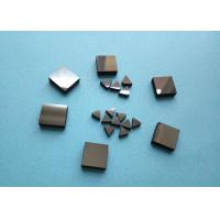 Quality Wood Woking Stone Metal Cutting PCD Die Blanks , Tips Inserts PCD Square Blanks For Cutting Stone for sale