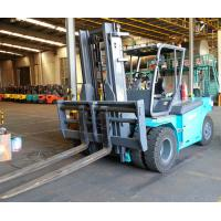 China Battery Operated 10 Ton Electric Forklift , Large Capacity Forklifts With Spare Parts on sale