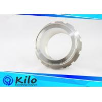 Quality Rapid Prototyping High Precision Machined Parts , Metal Machining Services Durable for sale